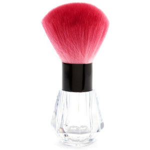 Charlotte Russe glam pink powder brush